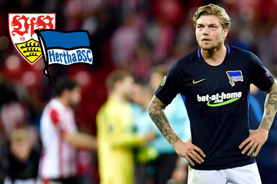 Hertha-Frust: Alexander Esswein tritt gegen Ex-Trainer Pal Dardai nach!