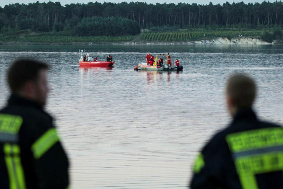 Ein Mann ist beim Baden in Gera ums Leben gekommen (Symbolbild).