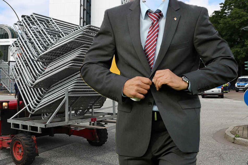 Einige Banken empfehlen ihren Angestellten während des G20-Gipfels keinen Anzug zu tragen.
