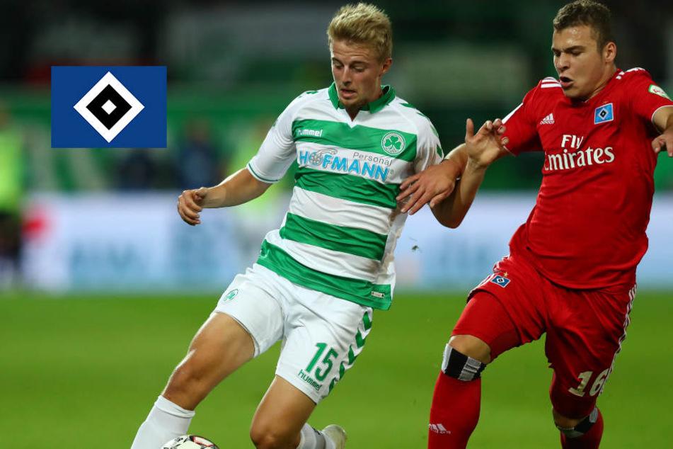 Torlos in Fürth: HSV verpasst Sieg in Top-Spiel!