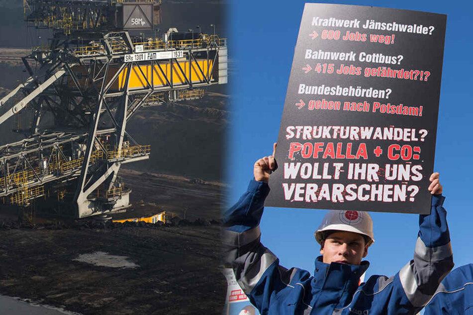 Kohlekommission in der Lausitz: Wie geht's nun weiter nach dem Ende der Braunkohle?
