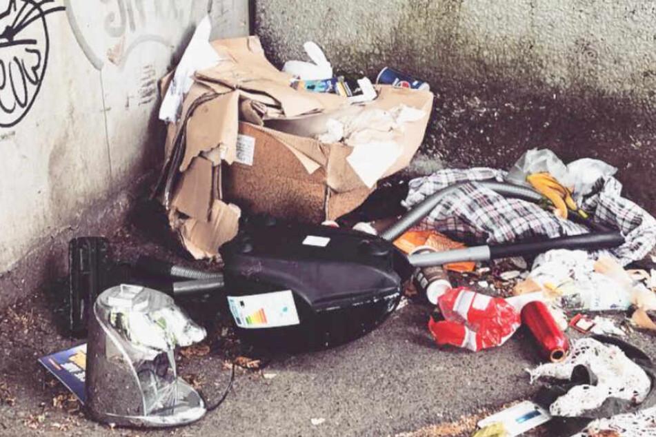 Hamburg und sein Müll sind ein beliebtes Motiv der Instagram-Seite.