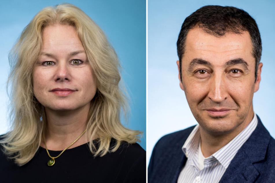 Özdemir tritt gemeinsam mit Kirsten Kappert-Gonther an.