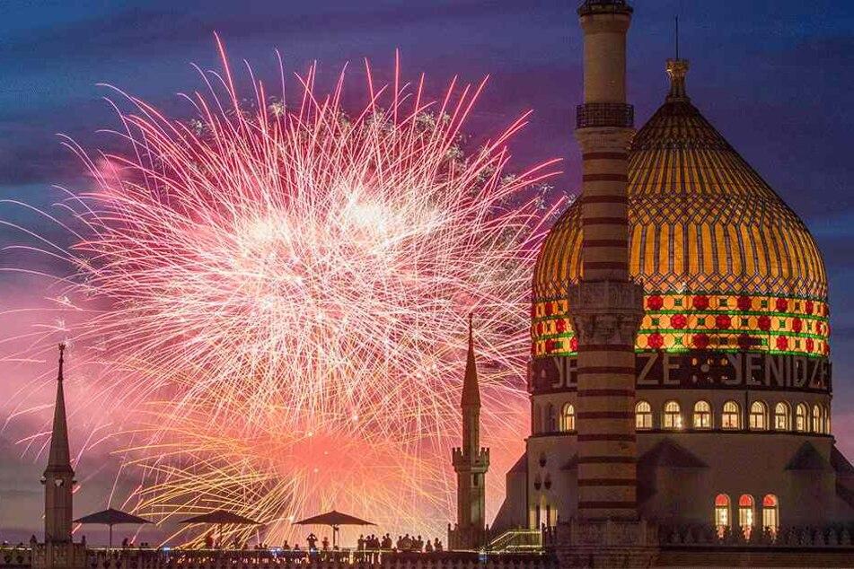 Weniger Feuerwerke in Dresden, doch Beschwerden bleiben gleich