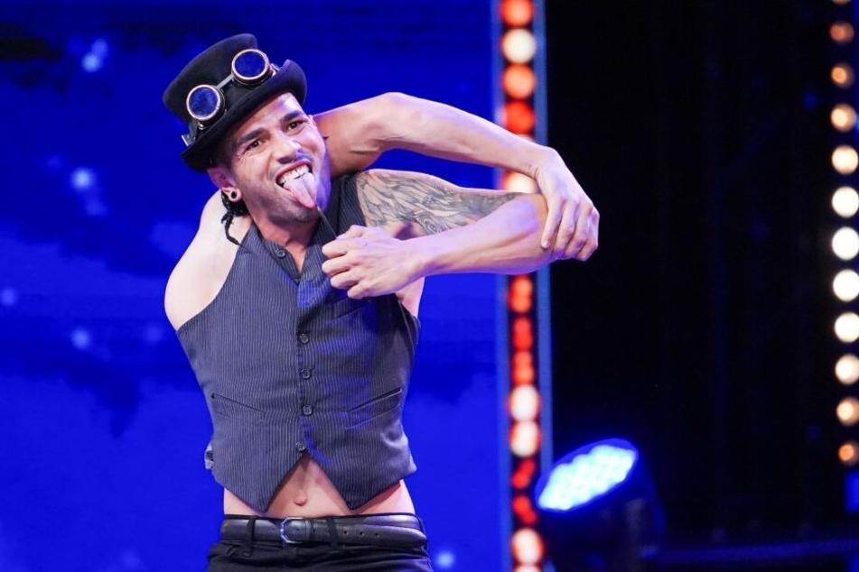 """Supertalent-Kandidat behauptet: """"Ich habe keine Knochen"""""""