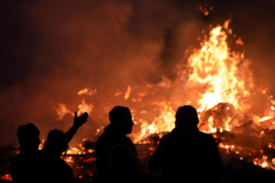 Waldbrandgefahr: Wird in Berlin jetzt das Osterfeuer verboten?