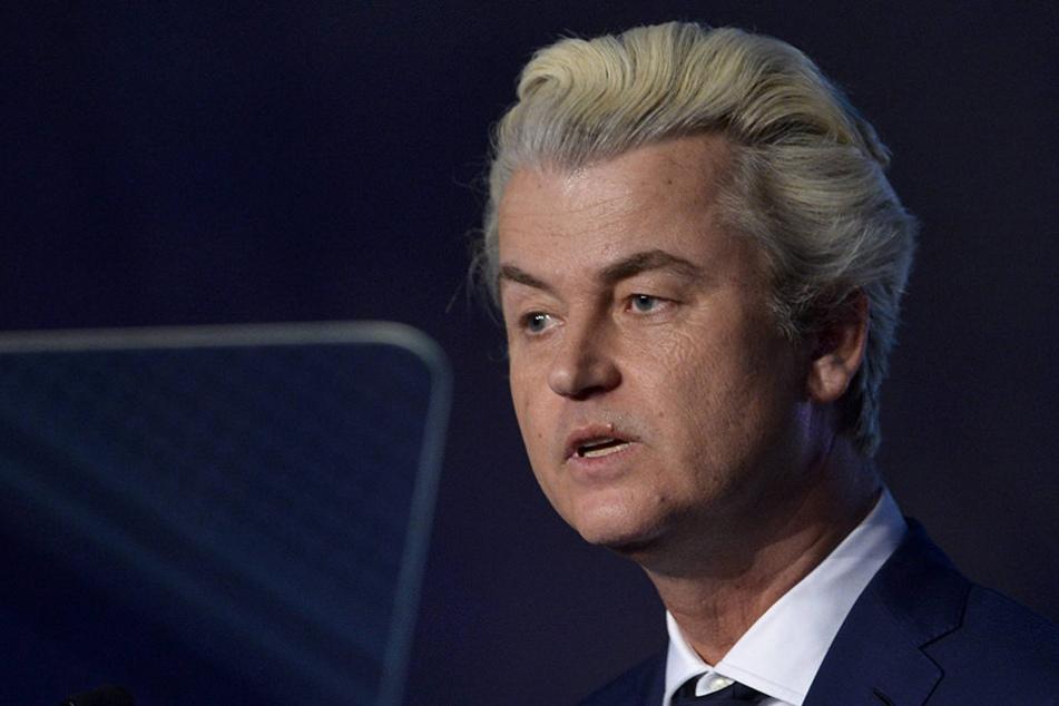 Geert Wilders (53).