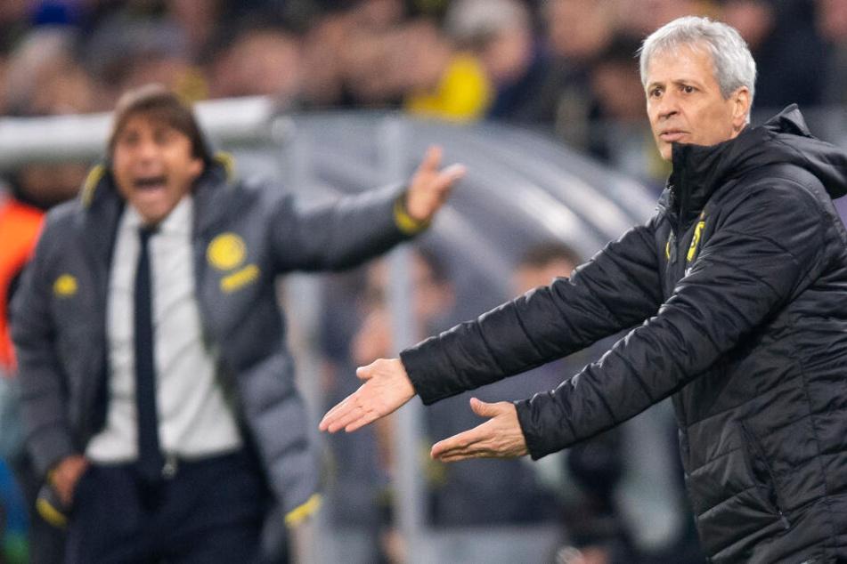Quo vadis BVB? Wegweisende Wochen für Lucien Favre und seine Borussia.