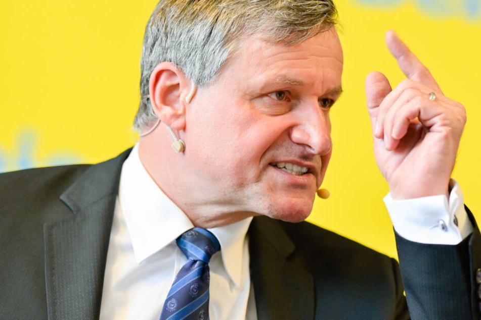 Das ist der FDP-Spitzenkandidat für die Landtagswahl