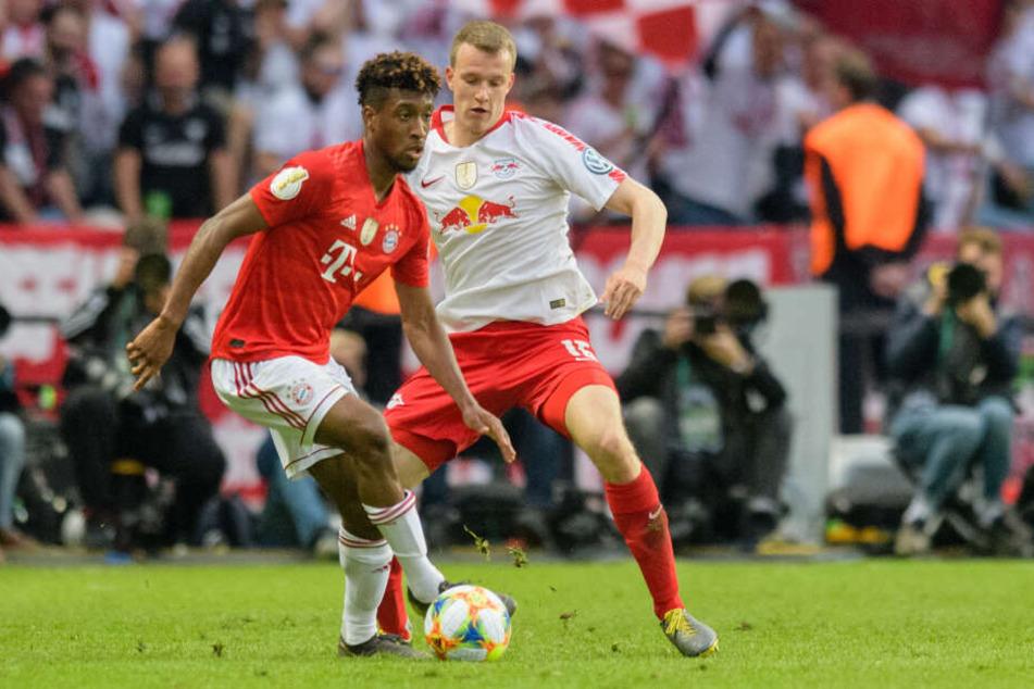 Beim letzten Aufeinandertreffen, im Pokalfinale in Berlin, gewannen die Münchner.