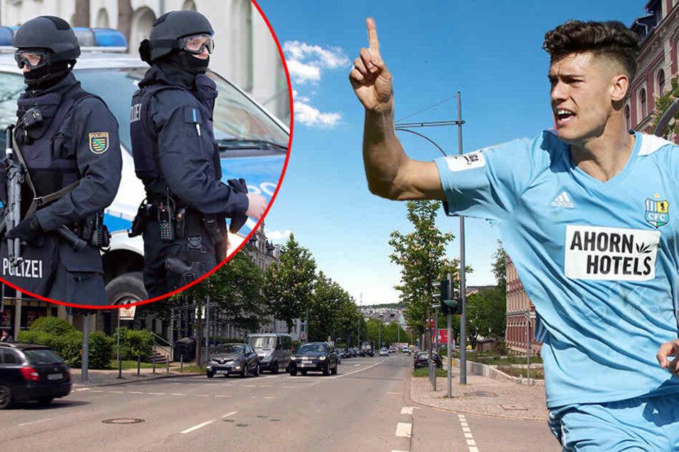 Asyl-Razzia bei Miroslav Slavov: Polizisten stürmen Wohnung von Fußball-Star
