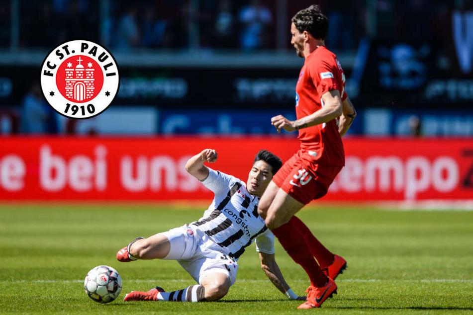 Aufstiegstraum adé: St. Pauli geht in Heidenheim baden