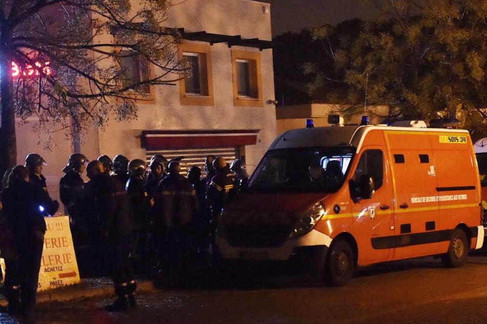 In Frankreich ist ein unbekannter Mann in ein Heim für Missionare eingebrochen.