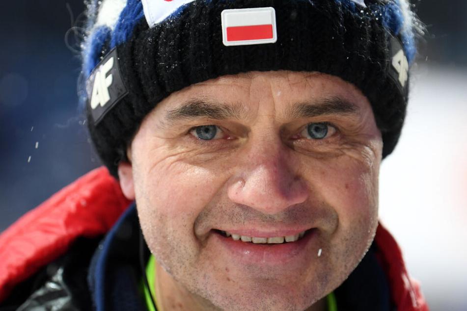 Stefan Horngacher (Foto) ist der Nachfolger von Werner Schuster als Cheftrainer der deutschen Skispringer. Zuvor trainierte er die polnische Mannschaft.