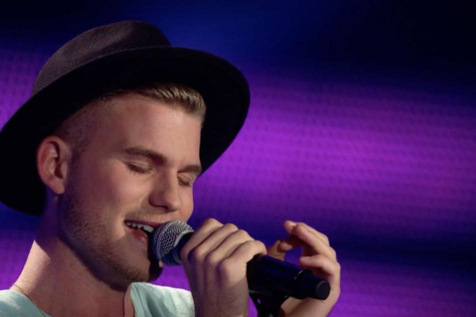 """John Riot (26) trat 2016 bei """"The Voice of Germany auf"""", konnte die Jury jedoch nicht von seiner Stimme überzeugen."""