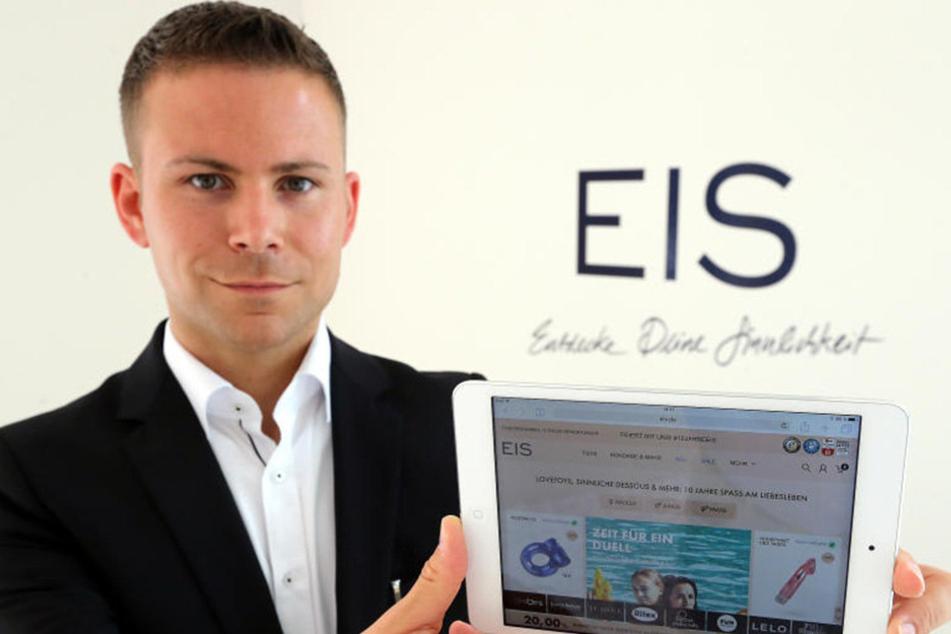 Nicht nur André Bierbass,Geschäftsführer fürs operative Geschäft, ist von EIS überzeugt, sondern auch fast 7,8 Millionen Kunden.