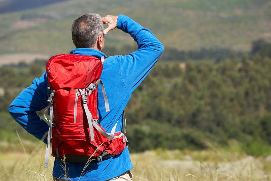 Der beste Schutz gegen Zecken: richtige Wander-Kleidung.