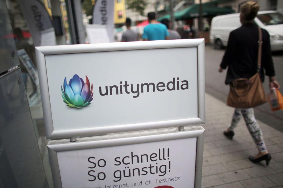 Telekom-Konkurrent Unitymedia wächst, Gigabit-Verträge kaum gefragt