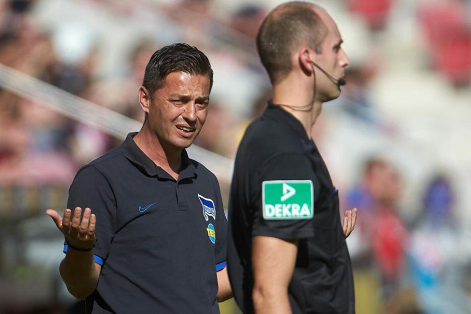 Ante Covic kann die Entscheidung nicht nachvollziehen.