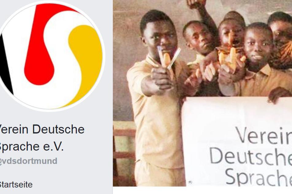 *Der Sprachverein VDS gegen das Gendern.*