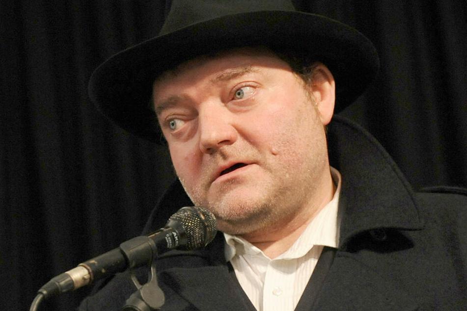 Wiglaf Droste, Satiriker im Jahr 2011.