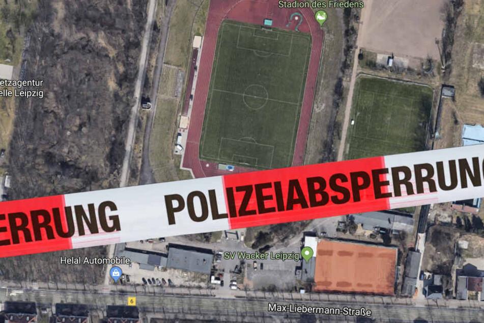 Leipziger Teenie (15) an Stadion verprügelt und ausgeraubt