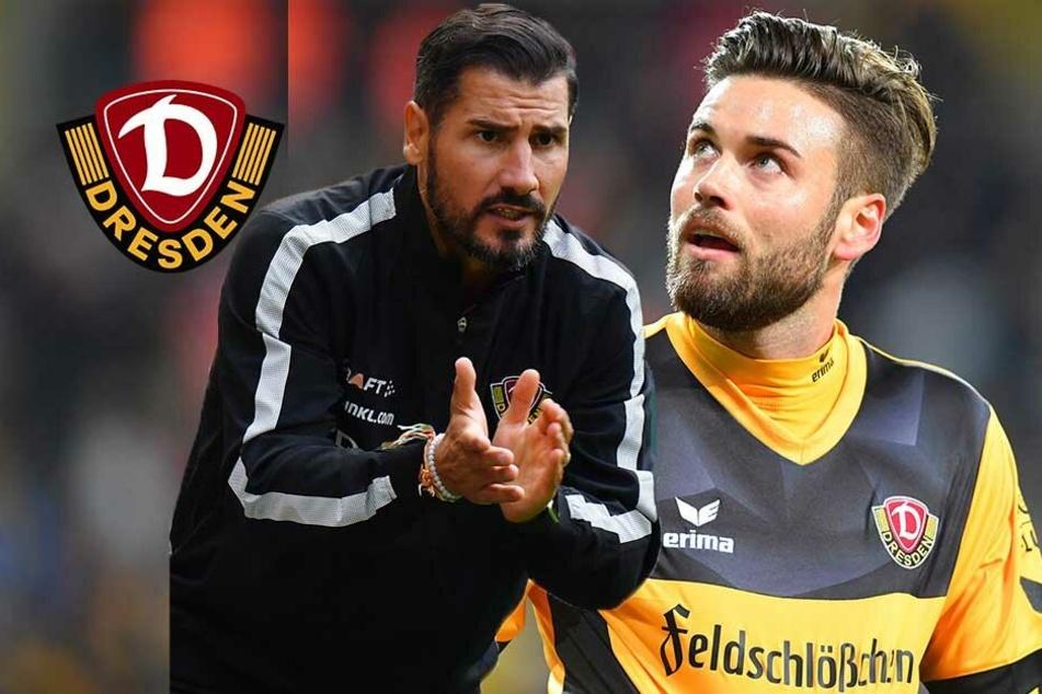 Das denkt Dynamos Kreuzer über seinen neuen Trainer Cristian Fiel