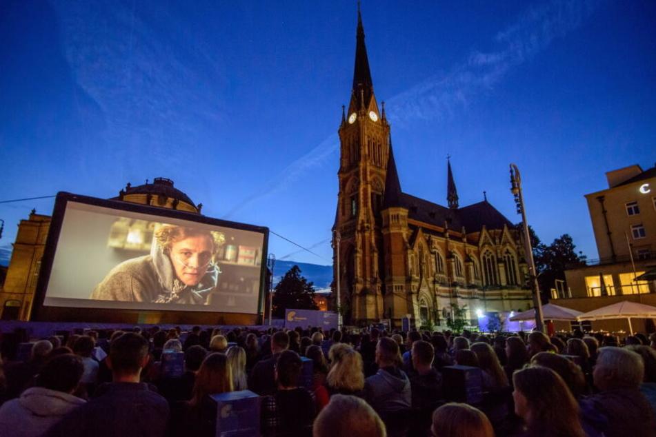 Chemnitz: Besucherrekord: So wird es mit den Filmnächten Chemnitz weitergehen