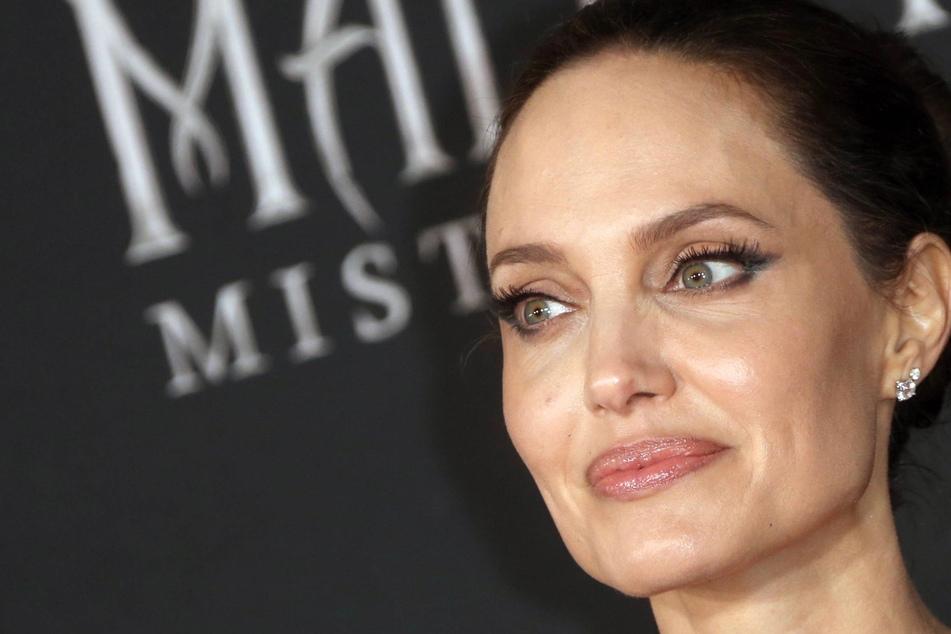 Did Brad Pitt's new girlfriend just take a veiled swipe at Angelina Jolie?