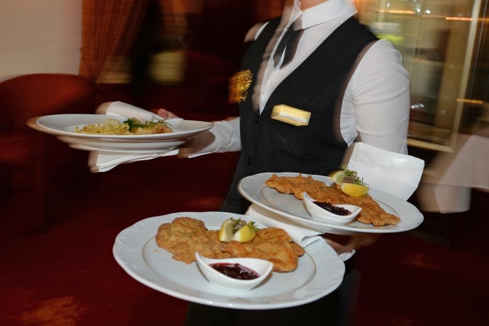 Es wird über die stufenweise Öffnung der Gastronomie Sachsen-Anhalts beraten.