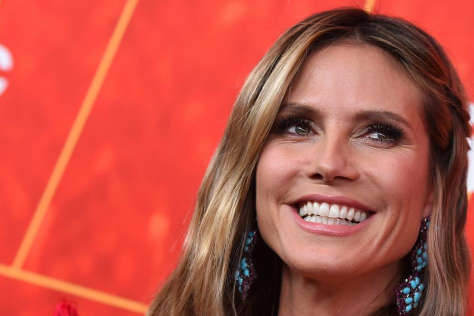 Heidi Klum krank im Bett: Hat sie sich mit dem Coronavirus infiziert?