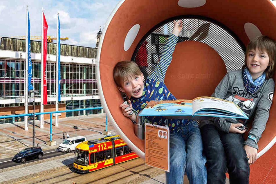 Wie beliebt sind Bibliotheken bei der heutigen Jugend?