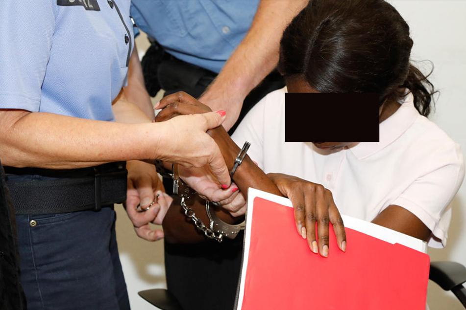 Susann A. (32), genannt Armina, muss sich nun vor Gericht verantworten.