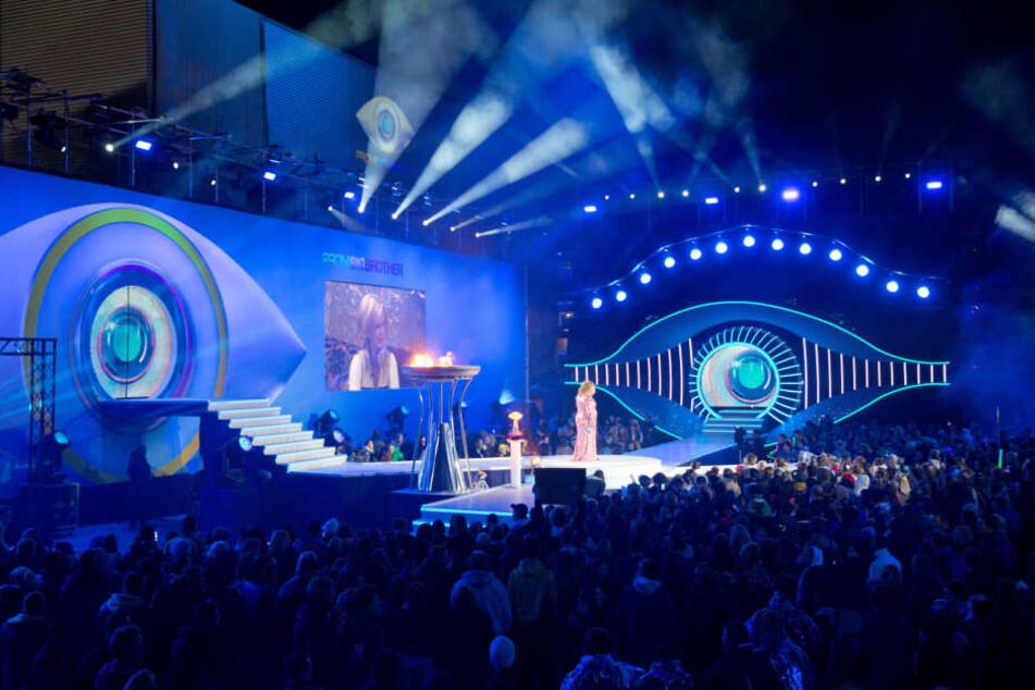 "Das Finale der Sat.1-Live-Show ""Promi Big Brother"" in Berlin."