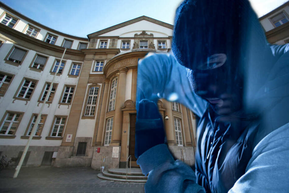 Einbrecher geht auf Beutezug und stellt sich dabei dümmer an, als die Polizei erlaubt