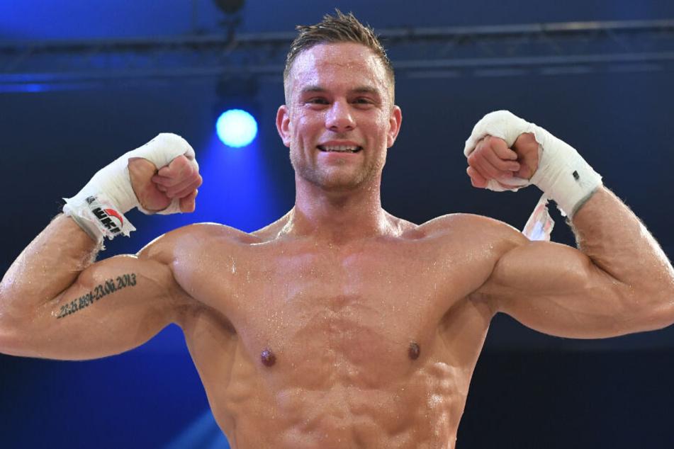 Kickbox-Weltmeister mit Sunnyboy-Lächeln: So sympathisch war Sebastian Preuss nicht immer.