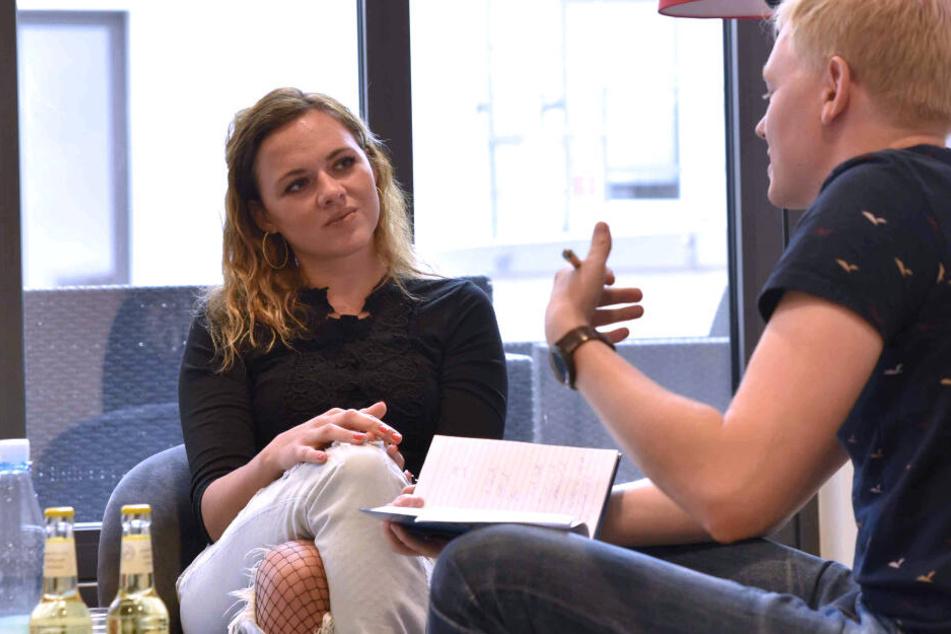 Im Interview sprach Yvonne Pferrer über ihre Erlebnisse beim Reisen.