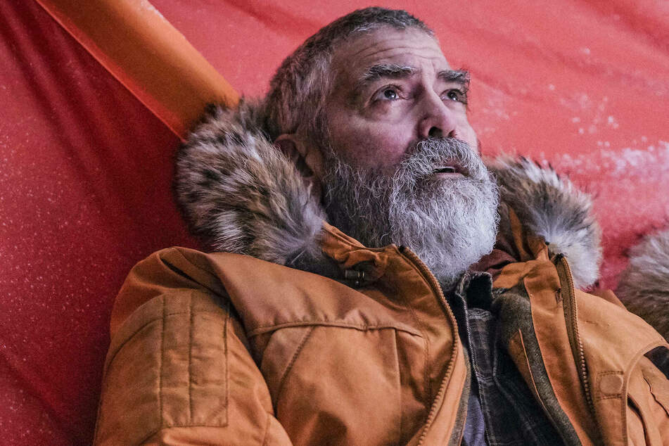 George Clooney rushed to hospital after extreme weight loss for his new film