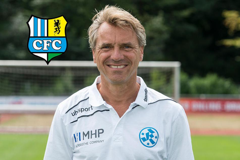 Horst Steffen wird neuer Trainer beim CFC!