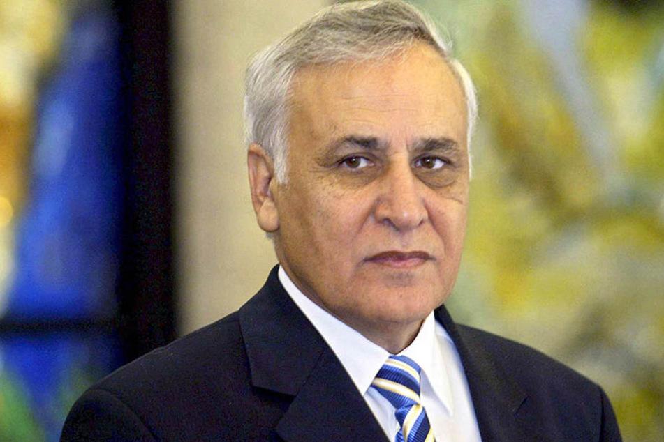 Israels Ex-Präsident Mosche Katzav wurde nach fünf Jahren aus der Haft entlassen.