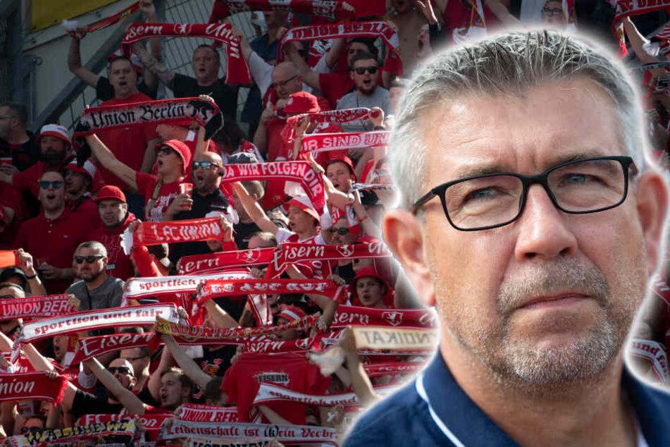 """Union-Coach Urs Fischer warnt vor einer """"schwierigen Aufgabe"""" in Wolfsburg."""