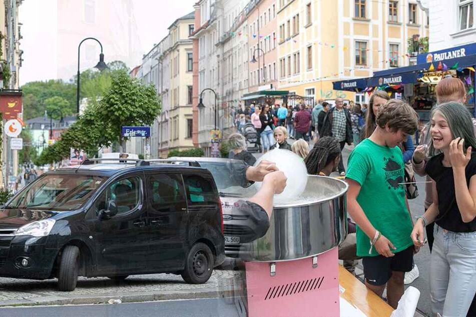 Kurz vorm Aus? Falschparker bedrohen das beliebte Hechtfest!