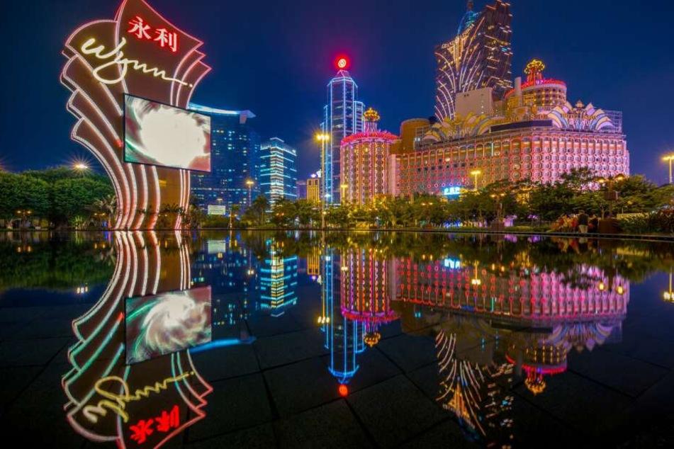 Größer als Las Vegas: Macau hält sich seit 12 Jahren als Casinohauptstadt der Welt