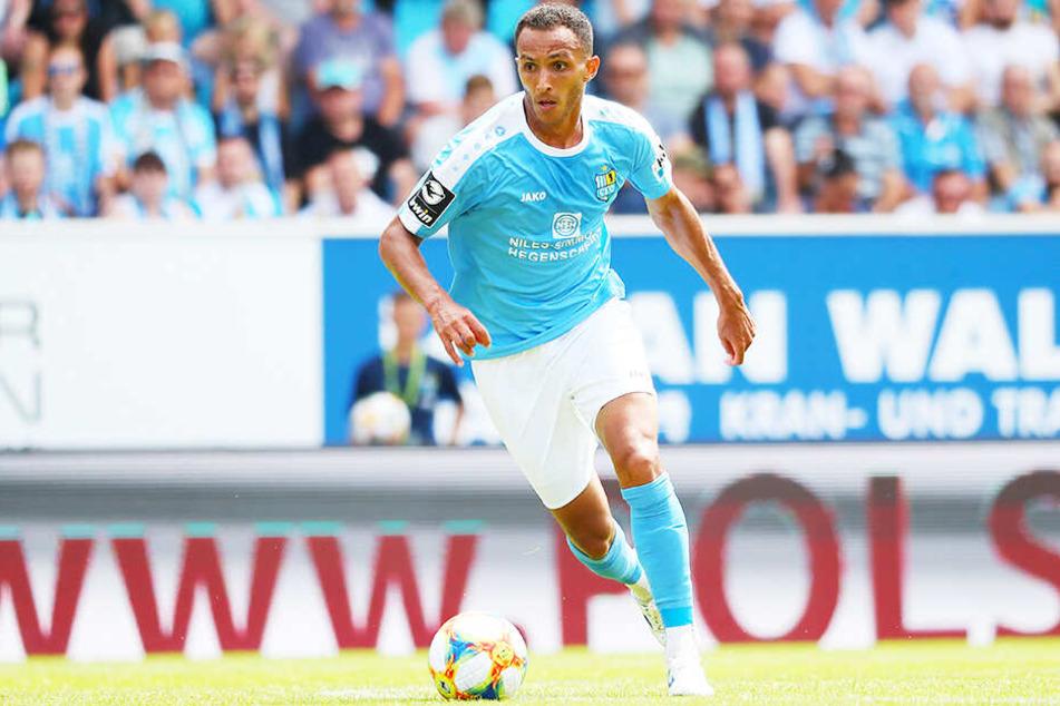 Marcelo de Freitas Costa arbeitete sich in Deutschland über mehrere Jahre nach oben bis in den Profifußball.