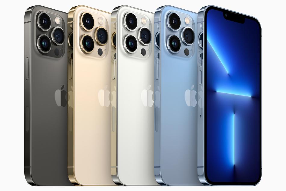 Das iPhone 13 Pro wurde am Dienstagabend offiziell vorgestellt.