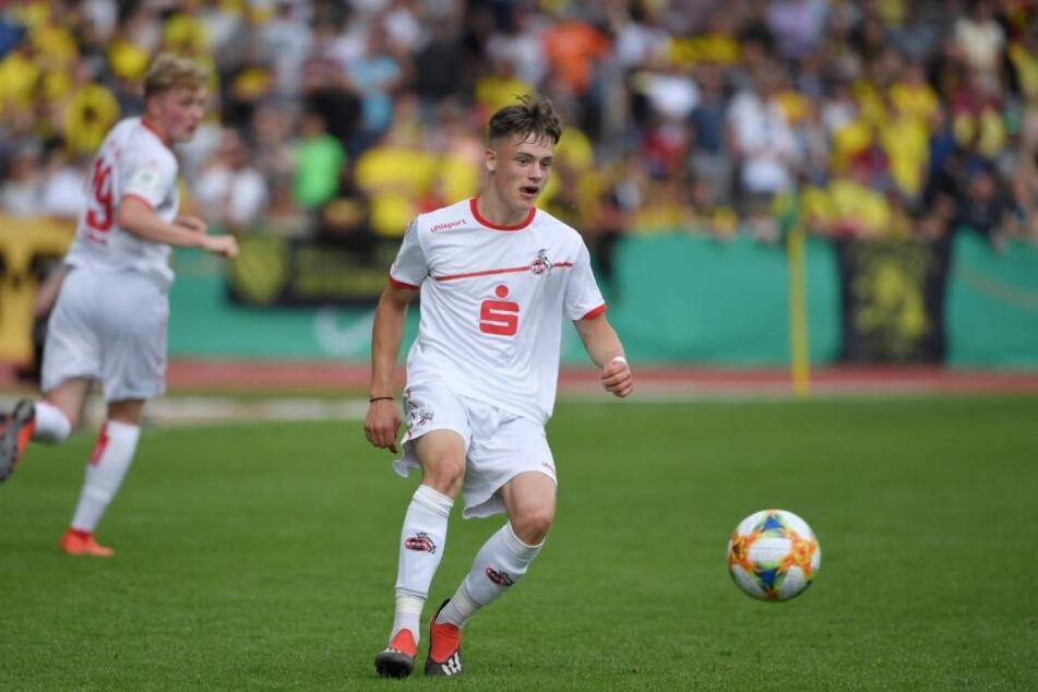 Florian Wirtz wechselt laut Medienberichten vom 1. FC Köln zu Konkurrent Bayer Leverkusen.