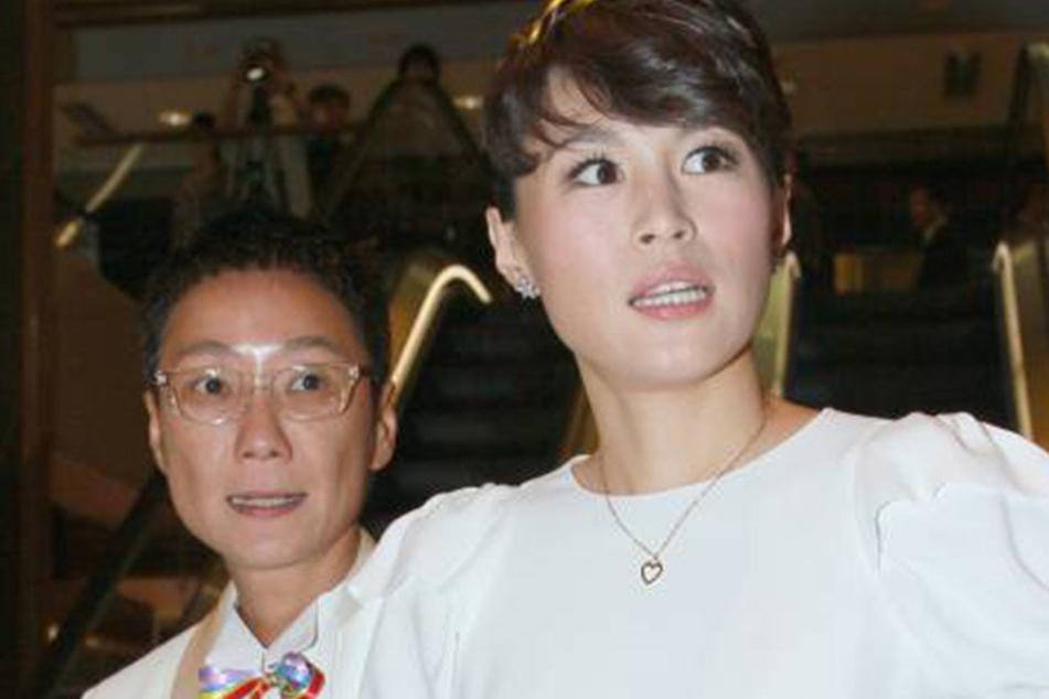 2012 heiratete Gigi Chao (37) ihre Freundin Sean in Frankreich.