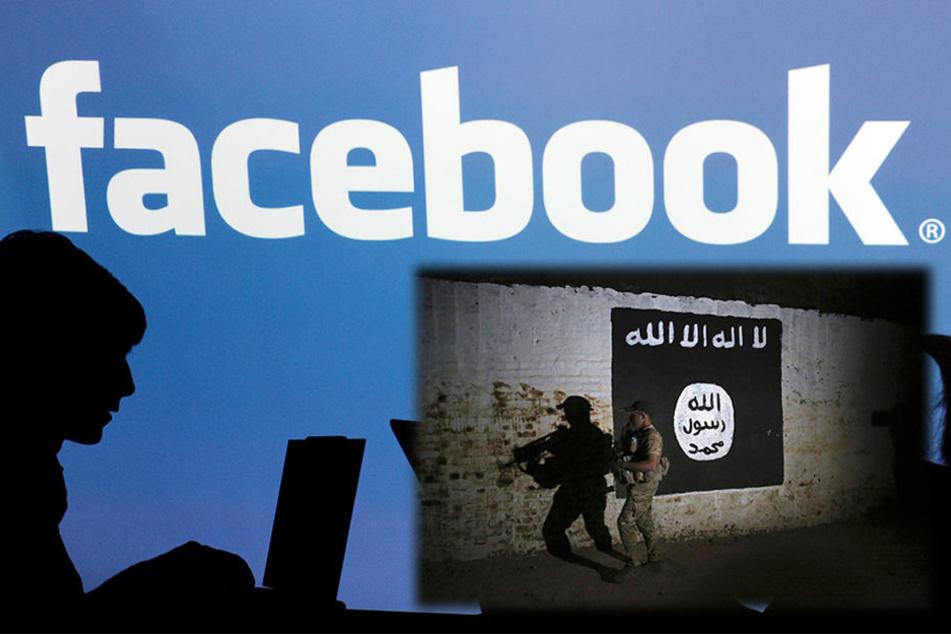 So vernetzt Facebook Terroristen miteinander