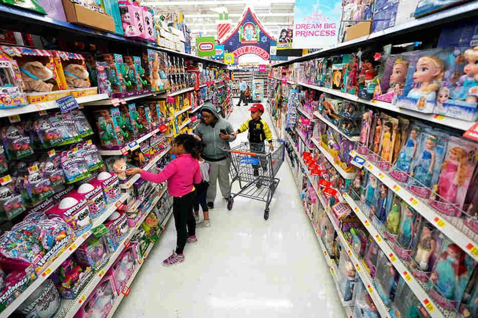 Der US-amerikanische Einzelhandelskonzern ist weltweit aktiv und beschäftigt 2,3 Millionen Angestellte.