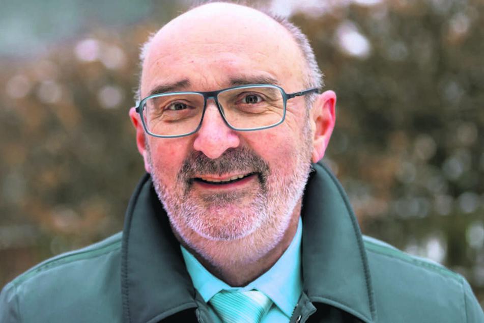 VMS-Geschäftsführer Harald Neuhaus (62).
